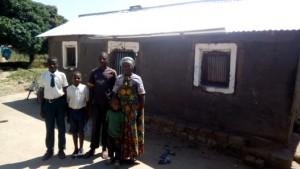 Nhonge Magohe and Mwanne Ndeleje 1